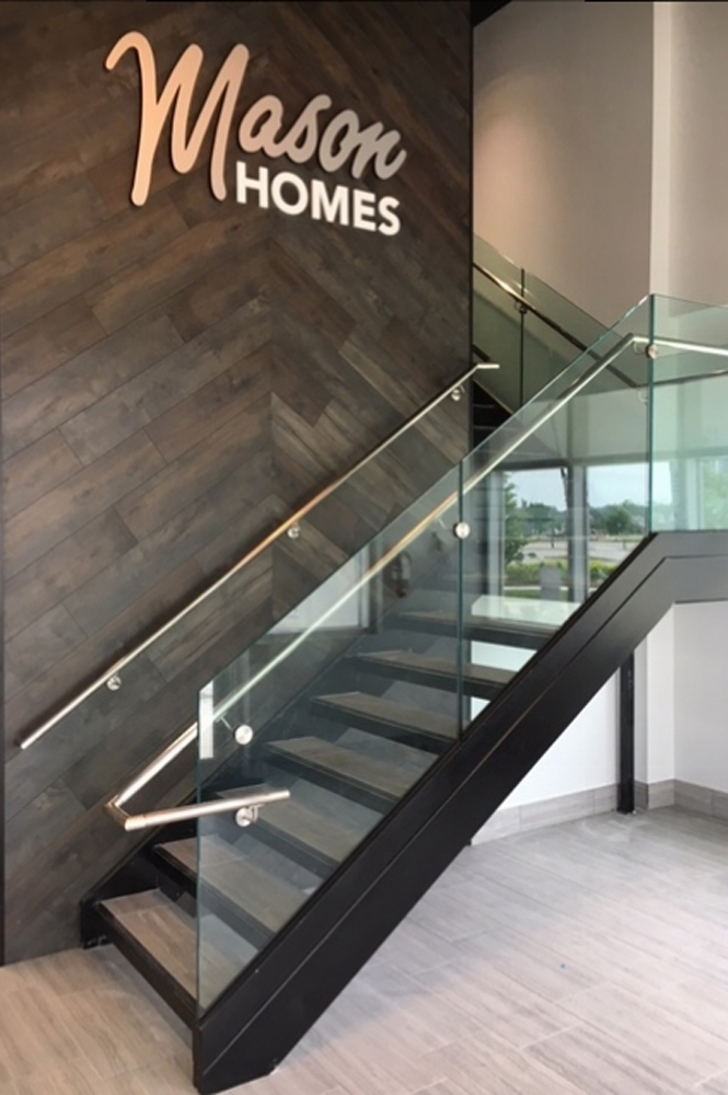 Modern Custom Staircase Design Install Build Stairs On
