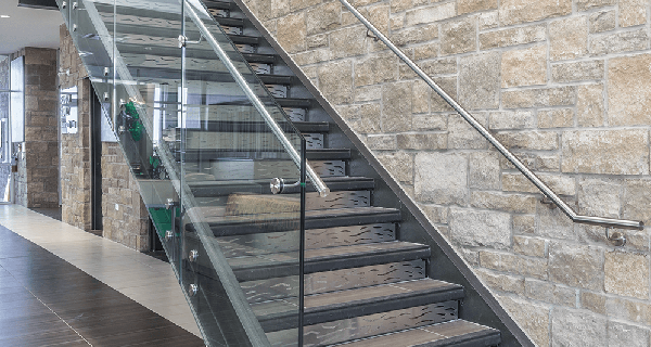 Berman Stairs custom staircase design build install manufacturer stairs Campden ON