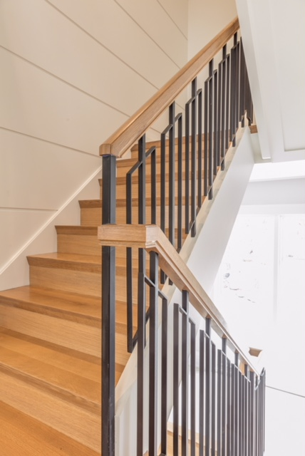 Traditional Custom Staircase Design Install Build Stairs On